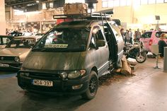 Toyota Previa | Flickr - Photo Sharing!