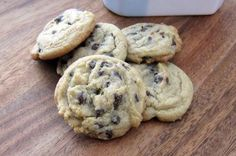Easy Chocolate Chip Cookies - Diana Rattray