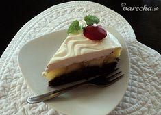 Výborný a veľmi rýchly jablkový zákusok (fotorecept) Cheesecake, Pudding, Desserts, Food, Tailgate Desserts, Deserts, Cheesecakes, Custard Pudding, Essen