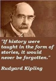 Image result for history taught stories