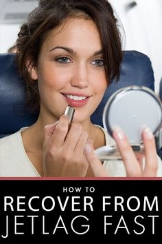 Excellent tips for recovering from jet lag quickly. #howto #tips #travel (scheduled via http://www.tailwindapp.com?ref=scheduled_pin&post=236357)