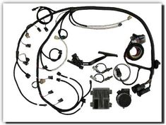 ford wiring harness kits audio