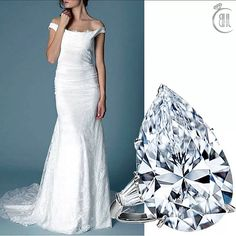 "Bhjewelers.com  ""The perfect duo #bhjewelers #pearshape #pear #wedding"""