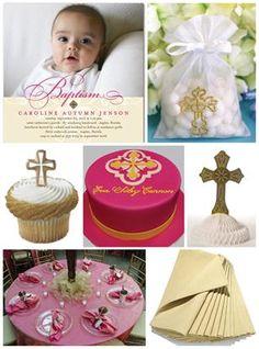 Bing : baptism decoration ideas for girls