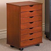 Home Decorator's 7 drawer cart