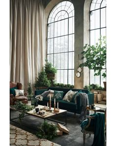 Dark Green Sofa That – Home Interior Design Ideas – Sofa Design 2020 Decoration Inspiration, Interior Design Inspiration, Room Inspiration, Christmas Inspiration, Decor Ideas, Interior Exterior, Home Interior, Interior Architecture, Interior Livingroom