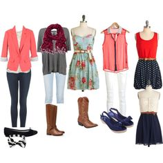Back to School outfit ideas/ Fall outfits