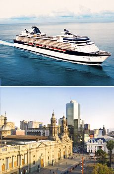 $2199 -- South America 15-Night Cruise w/Airfare | Published 9/19/2012