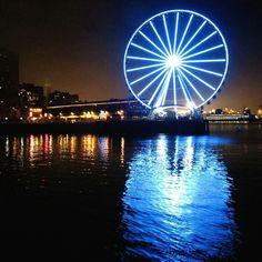 Great Wheel, Seattle WA