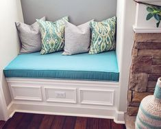 133 Best Custom Bench Cushions Images