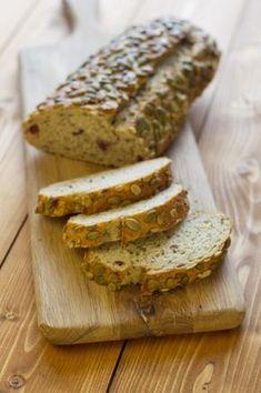 Glutenvrij en eiwitrijk courgette brood - Rineke Dijkinga