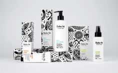 Electric Ink Tattoo Care on Packaging of the World - Creative Package Design Gallery
