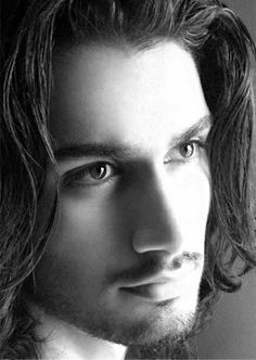 Avtaar Bajwa - Holy moley! Beautiful One, Gorgeous Men, Hair Flow, Dark Hair, Sexy Men, Hot Guys, Eye Candy, Curly Hair Styles, Male Faces