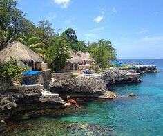 Rockhouse Boutique Hotel & Spa, Negril, Jamaica. Article suggests that Villa #18 is the most secluded & offers the most privacy.