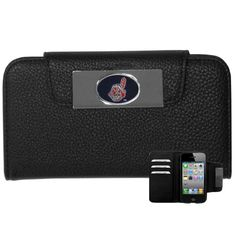 Cleveland Indians MLB iPhone 5/5S Wallet Case