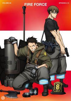 Comic Manga, Anime Comics, Anime Manga, Anime Guys, Anime Art, Shinra Kusakabe, Fairy Tail Characters, Cosplay, Fanart