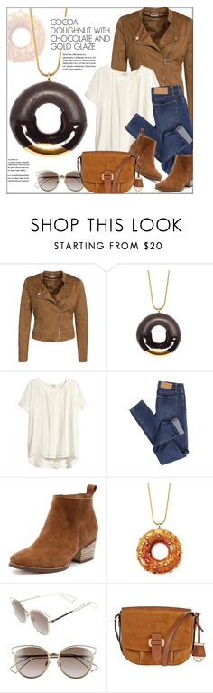 """""""TADAMSHOP.com"""" by monmondefou ❤ liked on Polyvore featuring Vero Moda, H&M, Cheap Monday, Christian Dior, MICHAEL Michael Kors and tadamshop"""