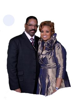 Bishop J. Drew Sheard & Karen Clark-Sheard of Greater Immanuel C.O.G.I.C.