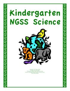 This set contains 15 science lessons for kindergarten: 5 Forces and Actions, 6 Interdependent Relationships in Ecosystems: Animals, Plants, and Th. Science Lessons, Teaching Science, Science Activities, Teaching Tools, Homeschool Kindergarten, Kindergarten Stem, Preschool, Stem Science, Kid Science
