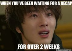 RECAP #kdrama fans can relate