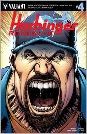 Preview: Harbinger Renegade #4 by Roberts & Robertson (Valiant)