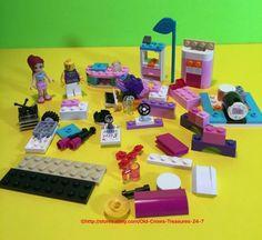 2009 MIA Legos Pink Lot   eBay