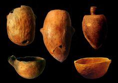 Piezas guanches (aborígenes de Tenerife)