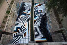 PANTONE AT DELIMBO GALLERY http://www.widewalls.ch/felipe-pantone-exhibition-at-delimbo-gallery-exhibition-sevilla-spain/ #streetart #urbanart #exhibition #Sevilla