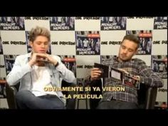 Spanish interview with Niall and Liam