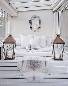 Home Design Ideas - idee arredamento casa Interior Inspiration, Room Inspiration, Interior Architecture, Interior And Exterior, Cozy Corner, Cozy Nook, Bed Nook, Home And Deco, My New Room