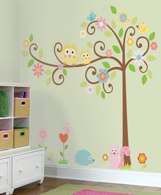 For a little girls room :)