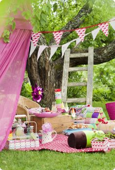 Love this, great for a summer time tea party