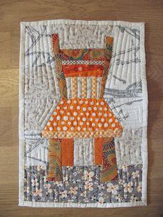 A Lucinda chair quilt