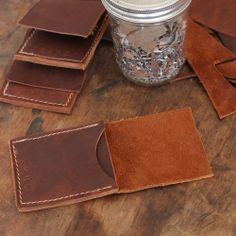 Cobra Rock Boot Company's Boot Scrap Wallets