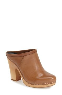 38fd69f5ba9c Dolce Vita  Ackley  Mule (Women) available at  Nordstrom Saddle Leather