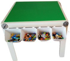 lego table under $100 - love this Christmas gift for a 4 year old boy