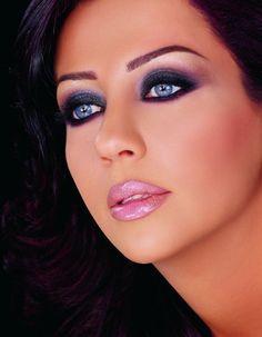 Maquillage libanais 34