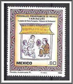 Mexico #1285 Pre-Hispanic Art MNH - bidStart (item 36817478 in Stamps, Latin & South America, Mexico)