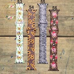 This item is unavailable Disney Apple Watch Band, Cute Apple Watch Bands, Apple Watch Faces, Apple Watch Phone, Apple Watch Series 1, Apple Watch Wristbands, Apple Watch Accessories, Phone Accessories, Bead Embroidery Jewelry