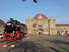 Arad (200) - Railway station - Romania
