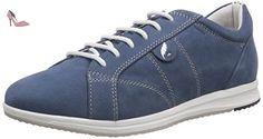 D New Do A, Sneakers Basses Femme, Bleu (DENIMC4008), 39 EUGeox