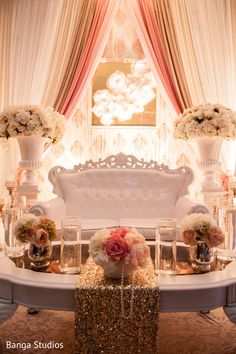 Floral & Decor http://www.maharaniweddings.com/gallery/photo/31045