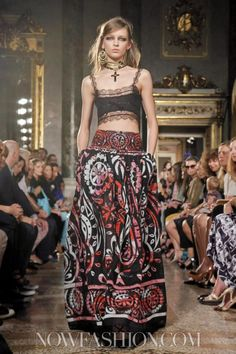 Emilio Pucci Ready To Wear Spring Summer 2012 Milan