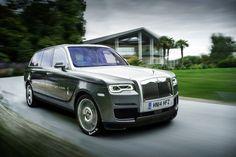 Voici une proposition d'une Rolls-Royce Cullinan dont la version officielle et définitive devrait arriver pour l'horizon 2018.