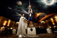 Star Wars Wedding - Hayne Photographers Virginia Beach Photography Hayne Photographers Award Winning International Destination Photographer