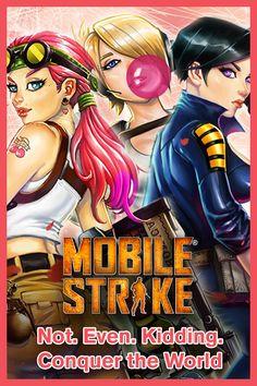 #1 Modern War Game on iPhone. Play Free!