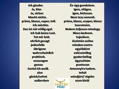 German Language Learning, Education, Faith, Knowledge, Learn German, Hungary, Onderwijs, Learning