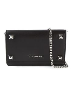 Shop Givenchy small  Pandora  cross body in Tiziana Fausti  1016 FP Black  Crossbody Purse e47f3fc95ecee
