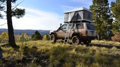 The roof top tent has become an omni-present fixture 0f the overlanding world. As such, we have published dozens of reviews and op-eds espousing the benefits of truck-top sleeping as well as comparative thoughts on soft-sided tents versus their hard shelled counterparts. Without rehashing that debate yet