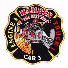 HAMDEN FIRE DEPARTMENT